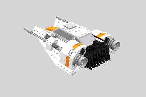 Incom T-47 Snowspeeder (3)