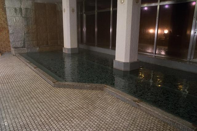 村上屋旅館 大展望風呂