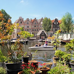 The best way to discover the canals of Amsterdam