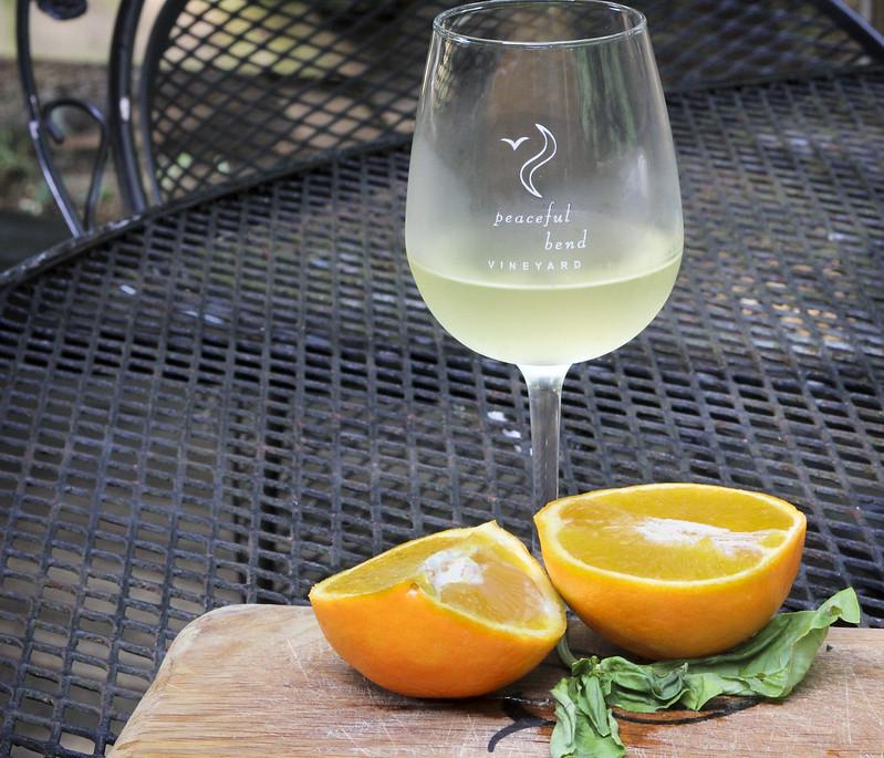 L'herbe Royal Wine Cocktail