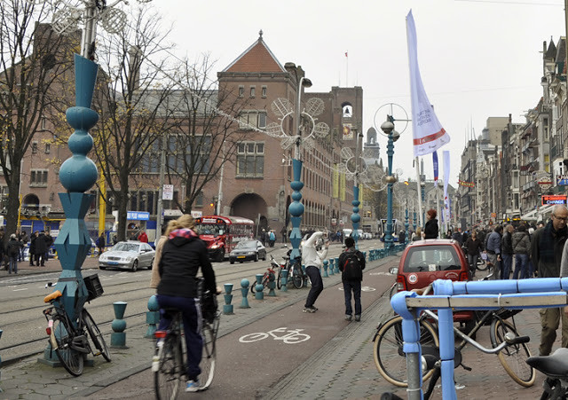 Cycle culture in Amsterdam