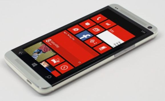 HTC One на Windows Phone
