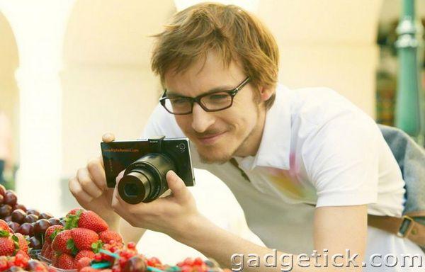 Цена Sony Lens G