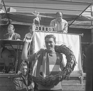 Tore Milsett - NM i Sykling, 170 km (1968?)