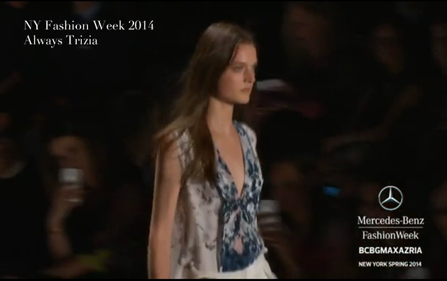 NY Fashion Week 2014 Always Trizia0100