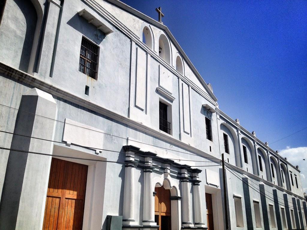 exterior del Ex Convento Betlehemita