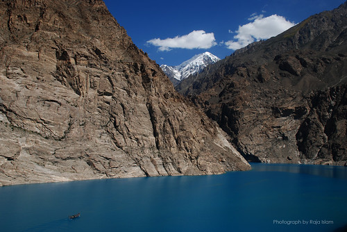 pakistan lake dam valley landslide northern hunza gilgit baltistan jheel gojal attabad attabadlake