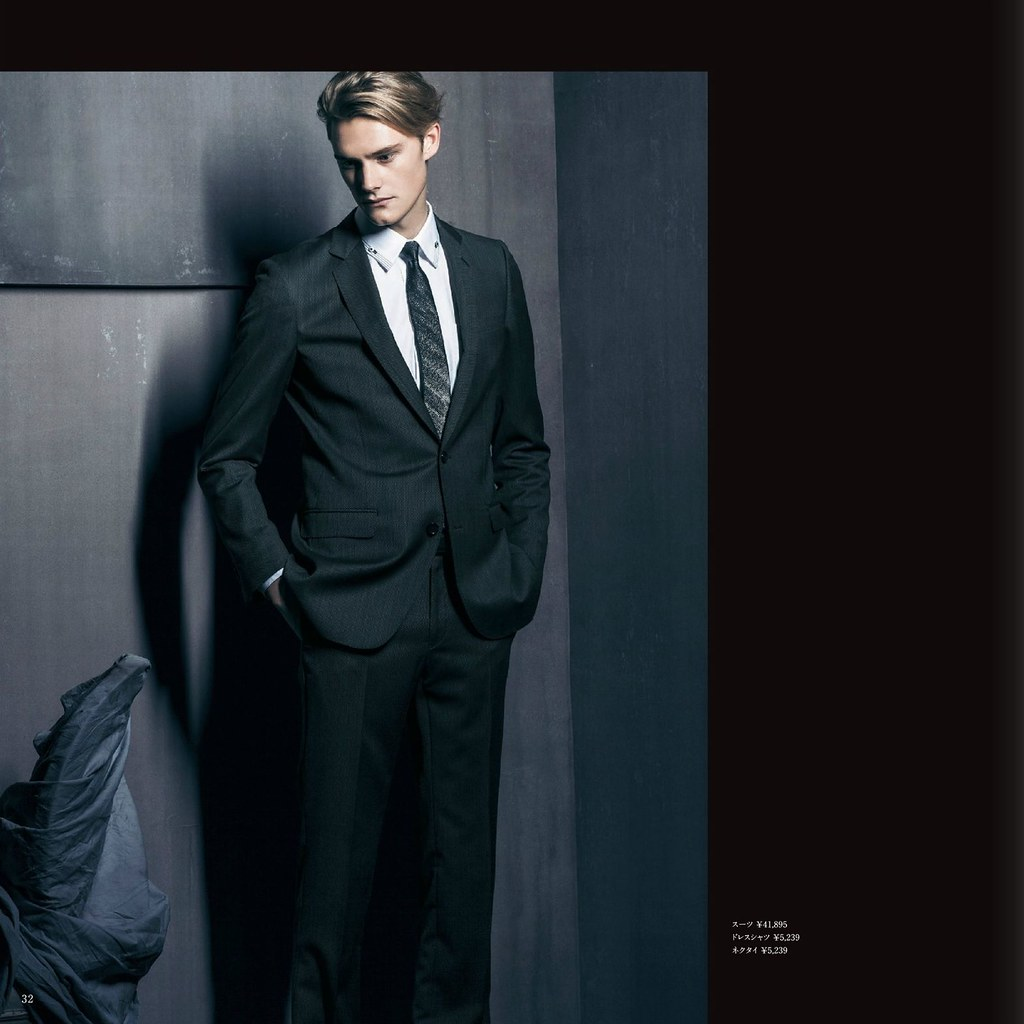 m.f.editorial Men's Autumn Collection 2013_011Danny Beauchamp, Kye D'arcy