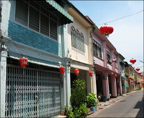 Soi Romanee, Phuket Town