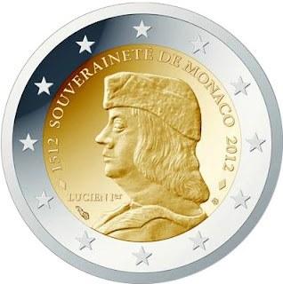 2 Euro Monako 2013, 500. výročie samostatnosti