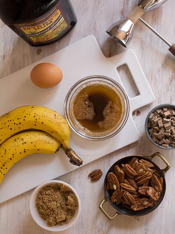bananabreadingredients
