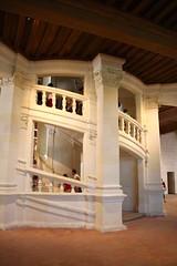 Château de Chambord staircase