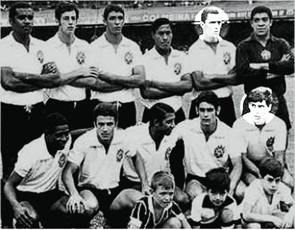 O lateral direito Lidú e o ponta esquerda Eduardo eram os maiores destaques do time na época.