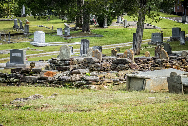 Oolenoy Baptist Church and Cemetery-017