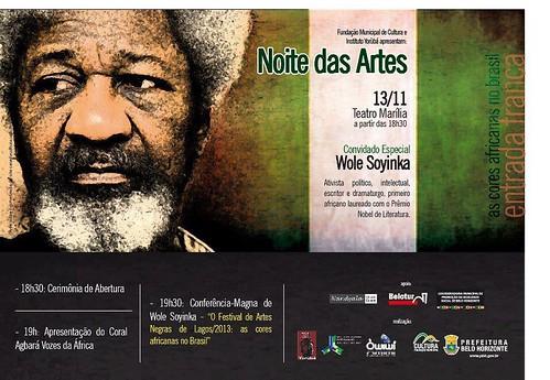 Noite das Artes by Biblioteca Abdias Nascimento