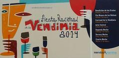 La Fiesta Nacional de la Vendimia 2014 ya tiene su imagen