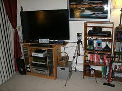 New A/V Setup