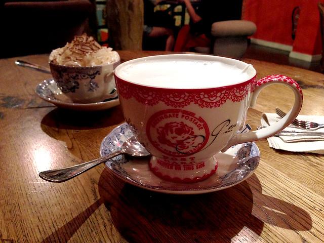 we pudding cafe
