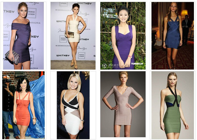 Bandage dress, what to wear to a cocktail party, what to wear to an office party, what to wear to a christmas party, Get Wrapped Up in a Bandage Dress for Your Next Party