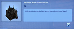 World's End Mausoleum