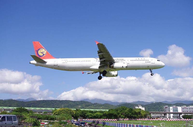 台北松山機場 k5 打鐵鳥