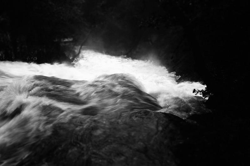 Afon Llugwy, Swallow Falls.