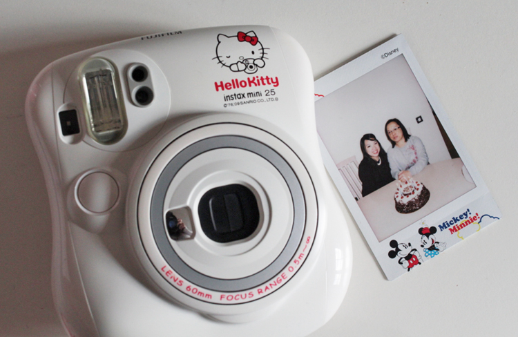 Instax birthday 2013