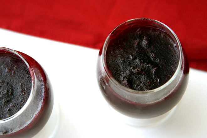 mulled wine cranberry sauce 3