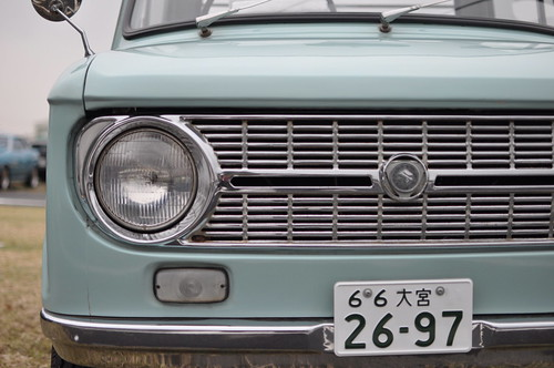 1965 SUZUKI CARRY