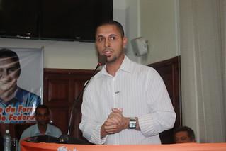 Rodrigo Morais, presidente Estadual-SP da Juventude do Partido