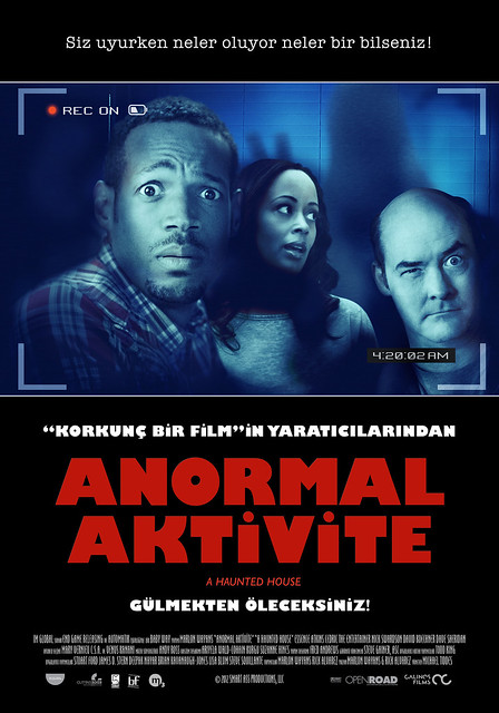 Anormal Aktivite - A Haunted House (2014)