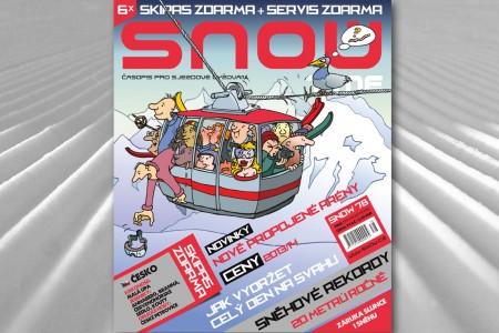 SNOW 78 time - lyžařská dovolená 2013/2014