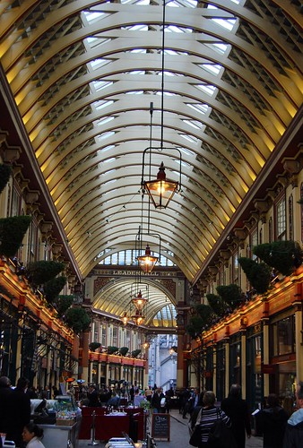 Leadenhall market (Explored)