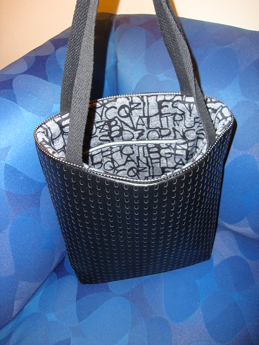 Luxe tote bag version 2