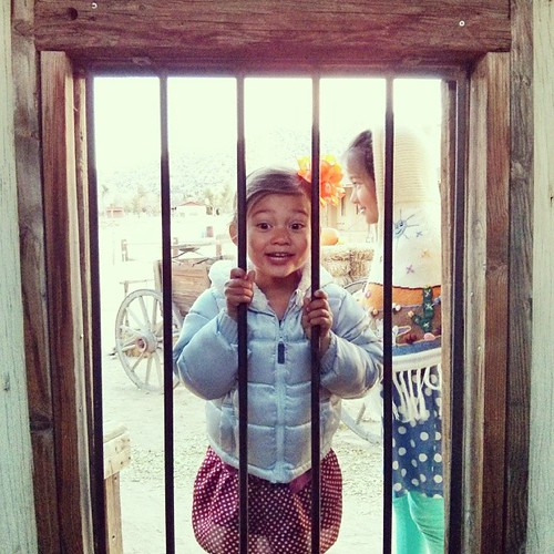She put my in jail and laughed her head off. #milathemiddlekid