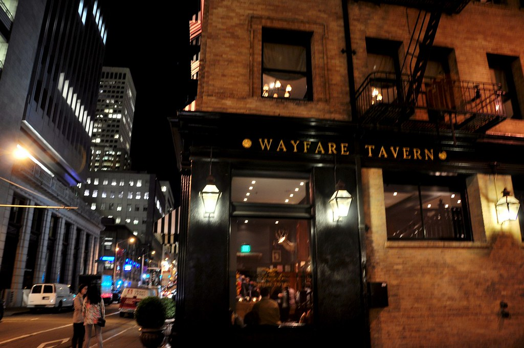 Wayfare Tavern San Francisco