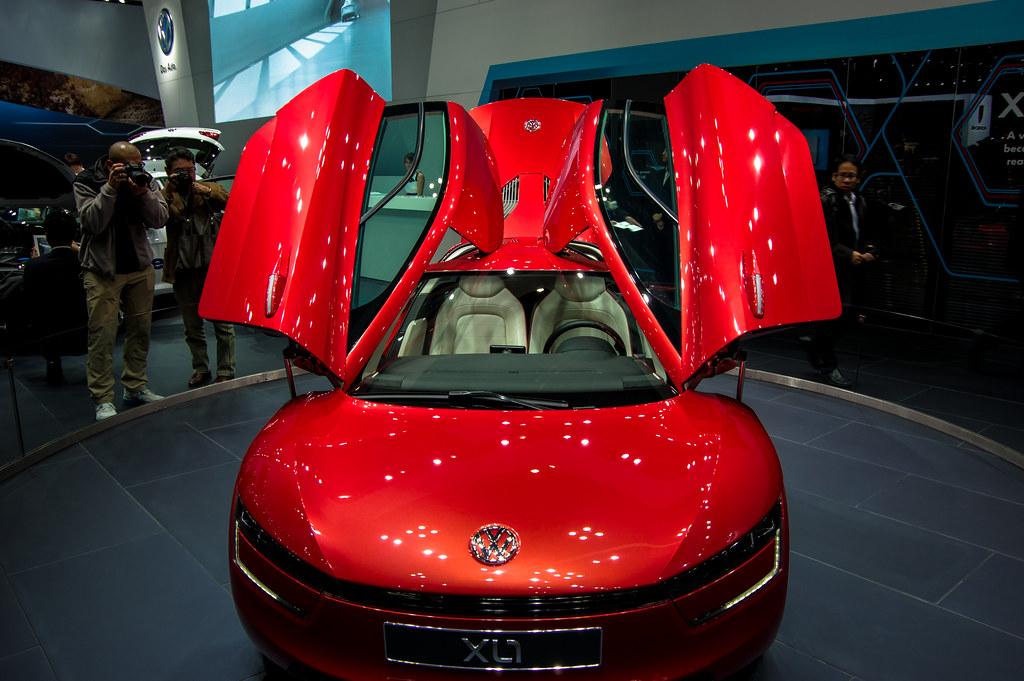 Tokyo MotorShow 2013 Audi/VW