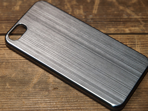 J.Crew / Silver Lines Case for iPhone 5/5s