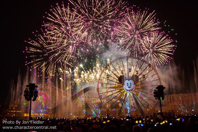 Disneyland Dec 2012 - Happy New Year!