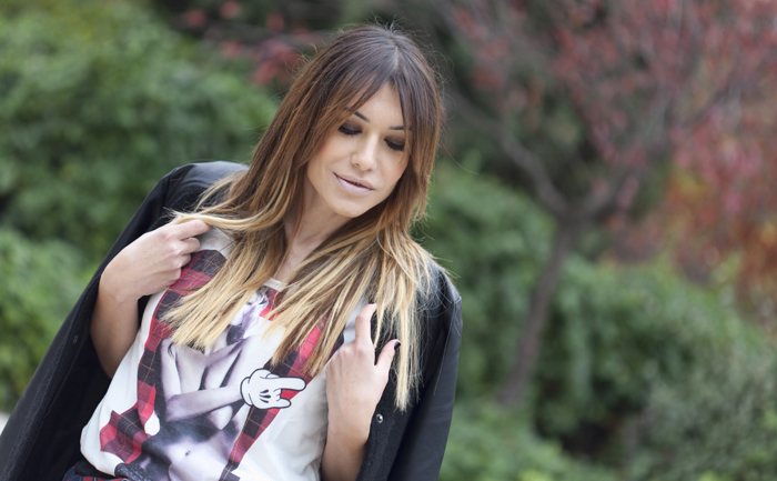 street style barbara crespo kate moss tshirt everlife fashion blogger outfit