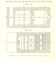 Image taken from page 454 of 'A practical Treatise on Metallurgy, adapted from the last German edition of Professor K.'s Metallurgy, by W. Crookes and E. Röhrig ... Illustrated, etc'