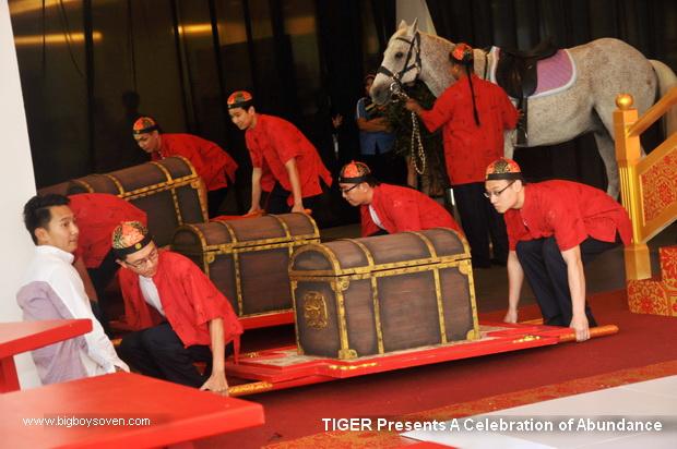 TIGER Presents A Celebration of Abundance 8