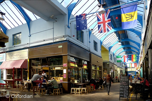 Brixton Village Avenues