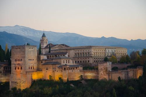Granada by JFGCadiz