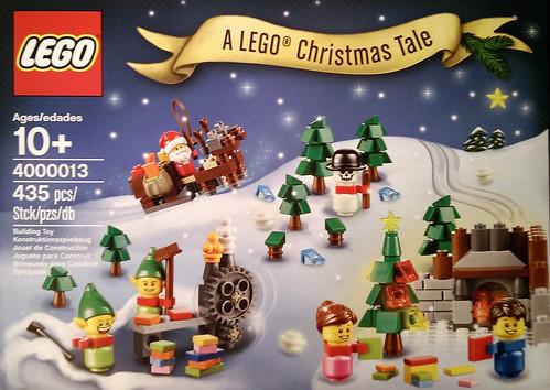 LEGO Christmas Tale