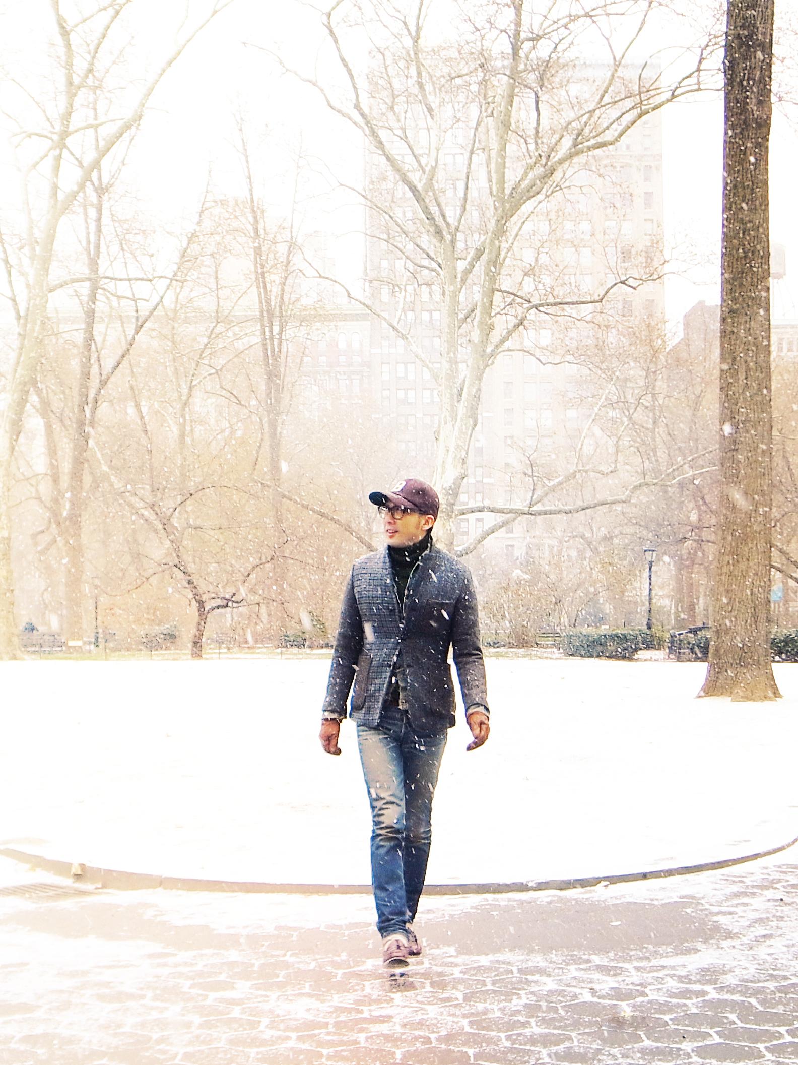flatiron snow 1