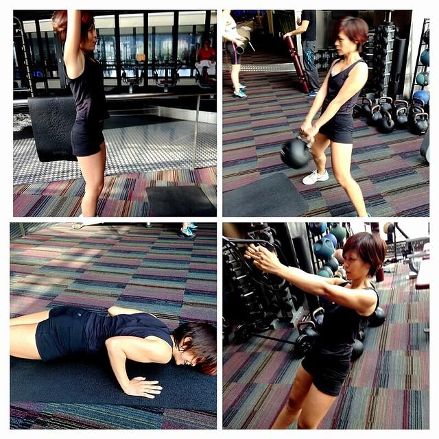 Celebrity Fitness - PT 1