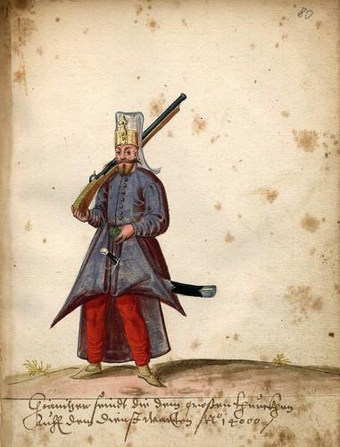 008-Jenizaro-Türkisches Manierenbuch-1595- ORKA Open Repository Kassel