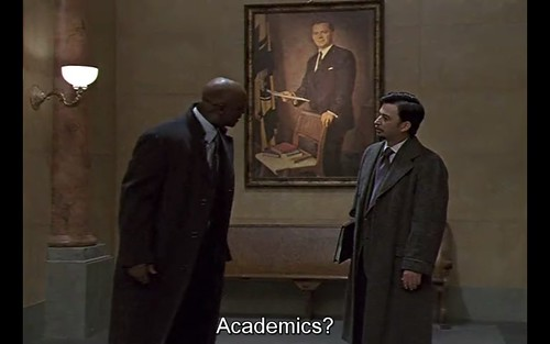Academics I (The Wire)