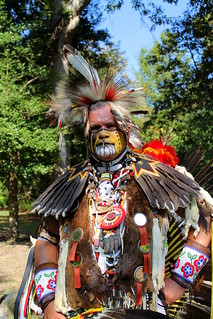 Native American Indian Dancer